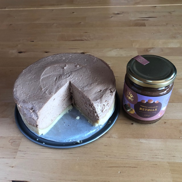 Ketolla Cheesecake Experiment | Low-Carb, So Simple