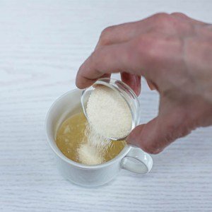 Adding Gelatin Powder | Low-Carb, So Simple