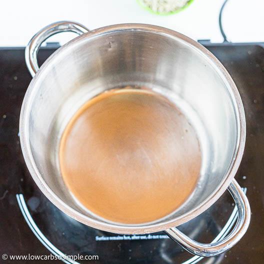 Medium Saucepan | Low-Carb, So Simple