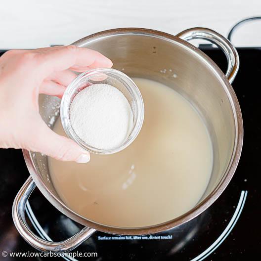 Adding Hydrolyzed Collagen Powder   Low-Carb, So Simple