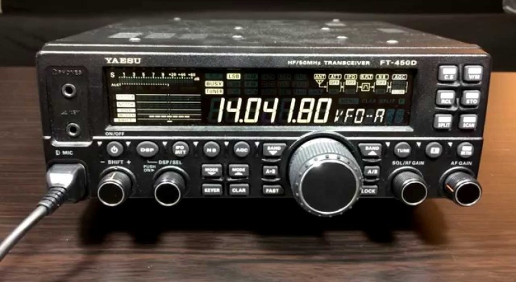 Yaesu FT-450D: Best Price ▷ Read an Independent Review and Manual