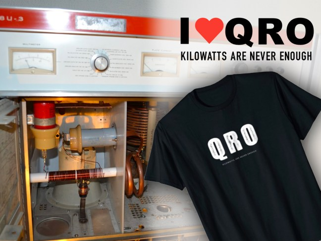 QRO - Kilowatts are never enough