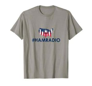 Happy 4th of July – Ham Radio T-Shirt
