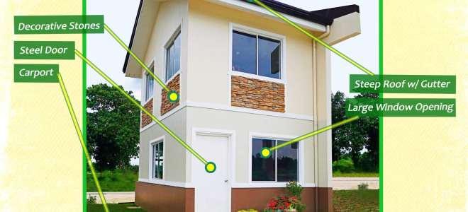 Jasmine Single Attached - Palm Residences