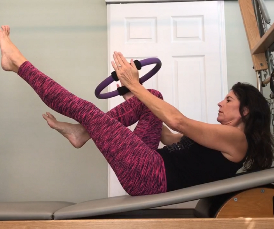 Inclined Pilates Mat Abs Series Challenge Lowcountry