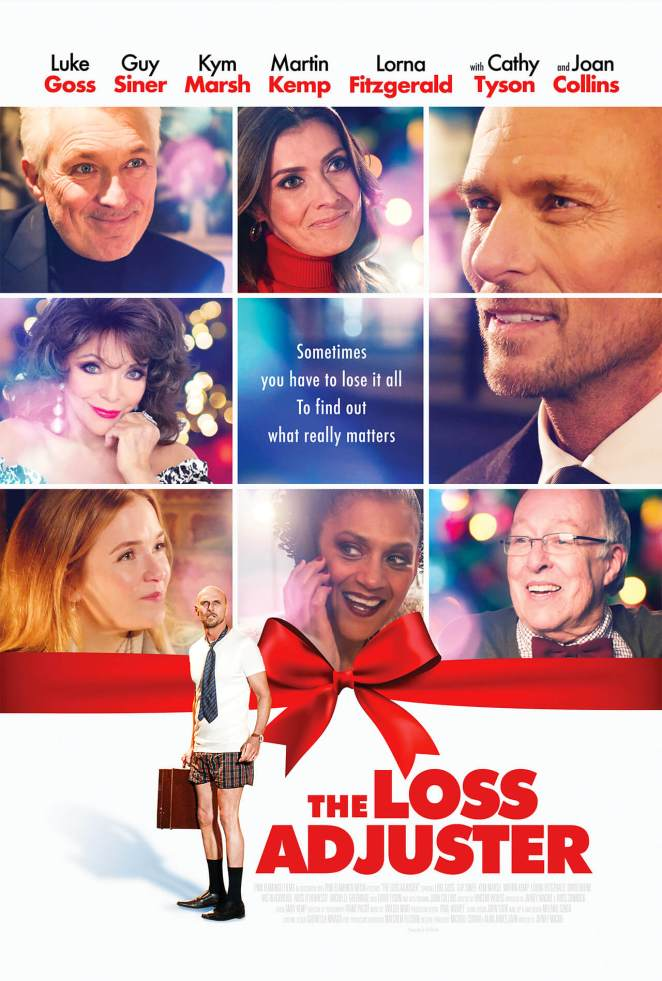 Movie poster for The Loss Adjuster