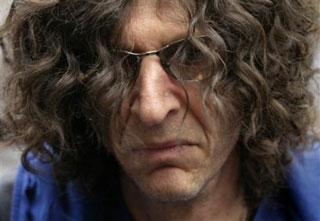 Image result for ugly images of Howard Stern