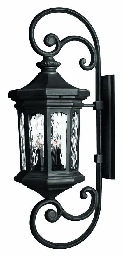 exterior lowe lighting center