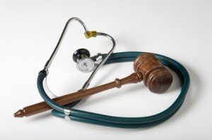 gavel stethoscope Lowell Disability Attorneys