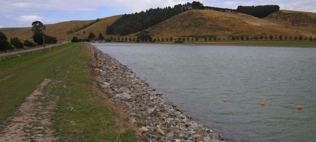 Lower Waitaki Buffer Pond
