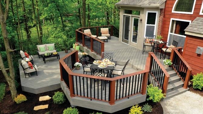 Deck Designer   Lowe's Canada on Lowes Patio Design id=71435