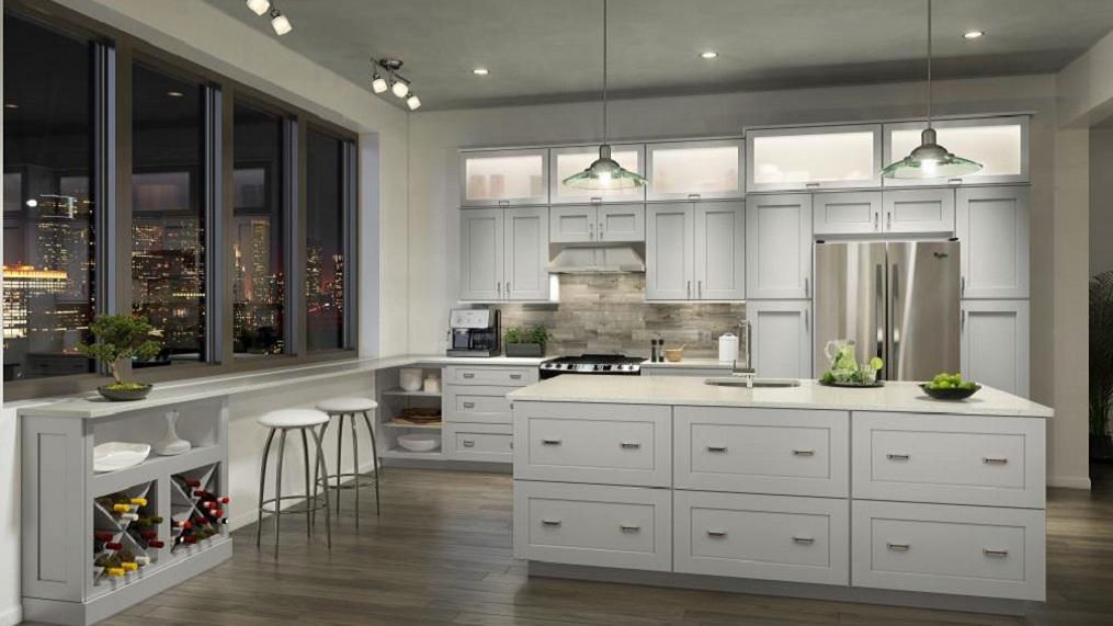 Kitchen Designs Styles Colour Palettes Textures Lowe S Canada