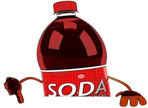 Drinking Soda Soft Drinks When Suffering From IBS