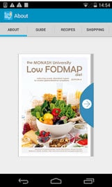 Android Low FODMAP App