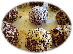 Low FODMAP Gluten Free Weet-Bix Chocolate Balls