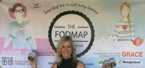 #019 Carolyn Lindrea's FODMAP Friendly Teas Soothe The Pain Of Many IBS Sufferers