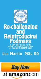 Re-challenging and Reintroducing FODMAPs Paperback by Lee Martin