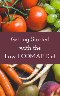 Stephanie Clairmont - Getting Started with the Low FODMAP Diet