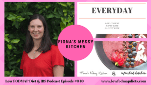 #040 Get Messy In Fiona's Kitchen
