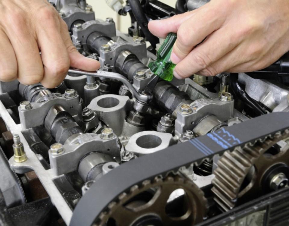 car belt repair