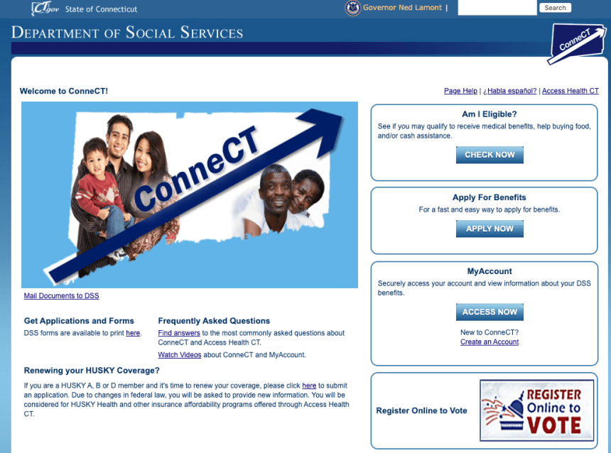 """""""How to Apply for Connecticut Food Stamps"""""""