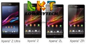 Buy Sony Xperia Phones C Dual E Dual E1 Dual 2105 Z1 M Dual Z C6602 Z1 SP L Cheap Price List in SLOT JUMIA Nigeria