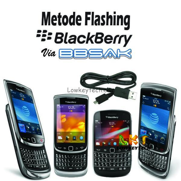 How to Flash your Blackberry OS Device -