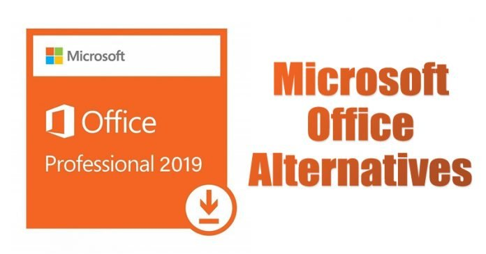 15 Best Free Microsoft Office Alternatives in 2020