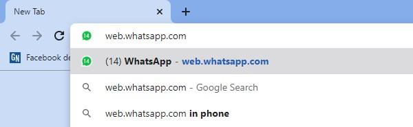 head to the web.whatsapp.com