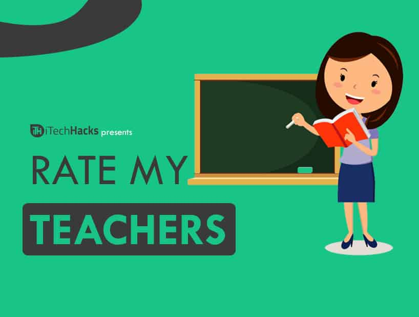 Top 5 Best Rate My Teachers and Professors Websites