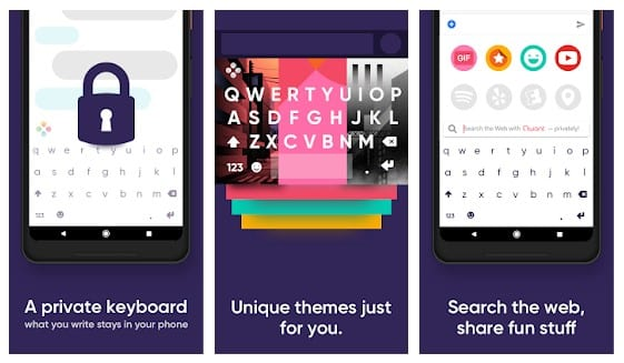 GIF Keyboards for Android