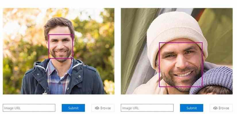 Microsoft Azure - Face
