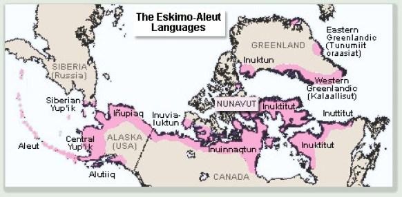 Curiosità sulla Groenlandia - La lingua