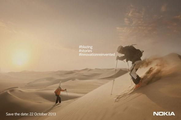 Nokia Event Teaser - 22 October 2013