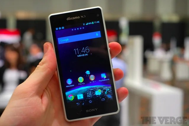 It's Official, NTT Docomo Announces the Sony Xperia Z1F