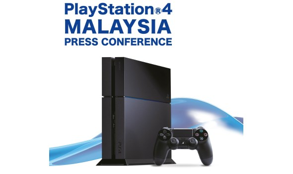 Sony Malaysia PlayStation 4 Press Conference