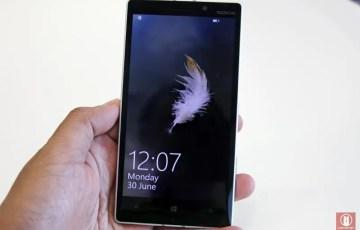 Hands On Nokia Lumia 930 14