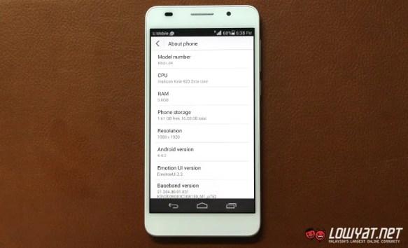 Huawei Honor 6 11