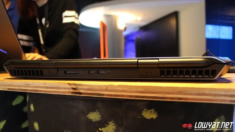 Hands-On: 2015 Alienware 17 Gaming Laptop | Lowyat NET