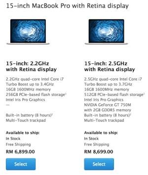 15 inch macbook pro price malaysia 2015