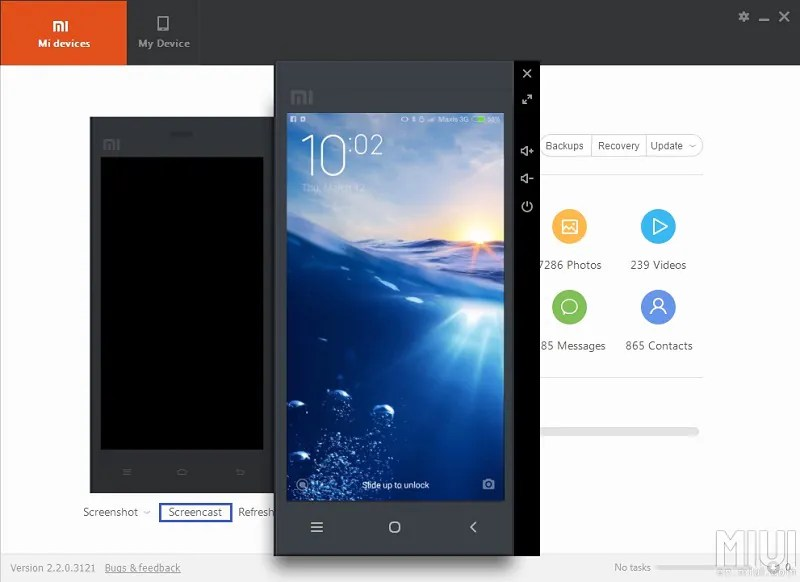 Manage Your Xiaomi Smartphone with the Official English Mi