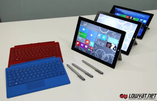 Microsoft Surface 3 Hands On 37