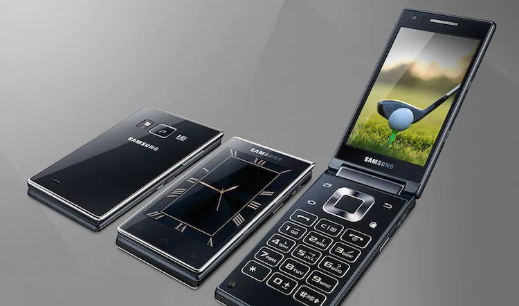 Samsung Launches Snapdragon 808-Powered SM-G9198 Flip Phone