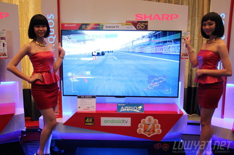 Sharp Launches New Range of TVs in Malaysia, Including 4K