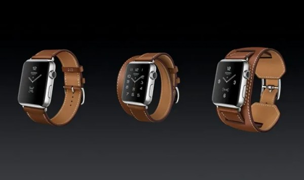 Apple Watch Hermès Collection