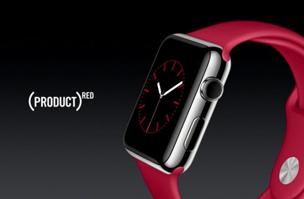 Apple Watch PRODUCT(RED)