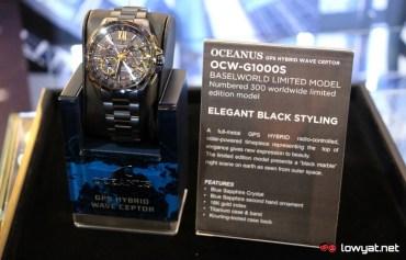 Casio Malaysia Global Time Sync Showcase 2016 06
