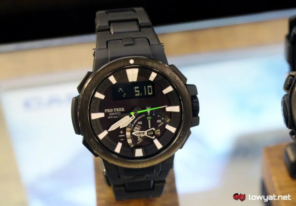 Casio Malaysia Global Time Sync Showcase 201616