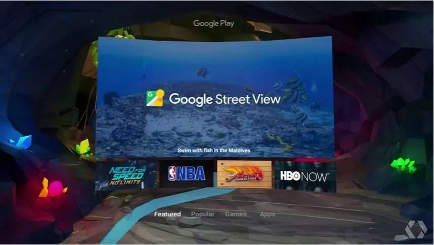 Google Daydream 3