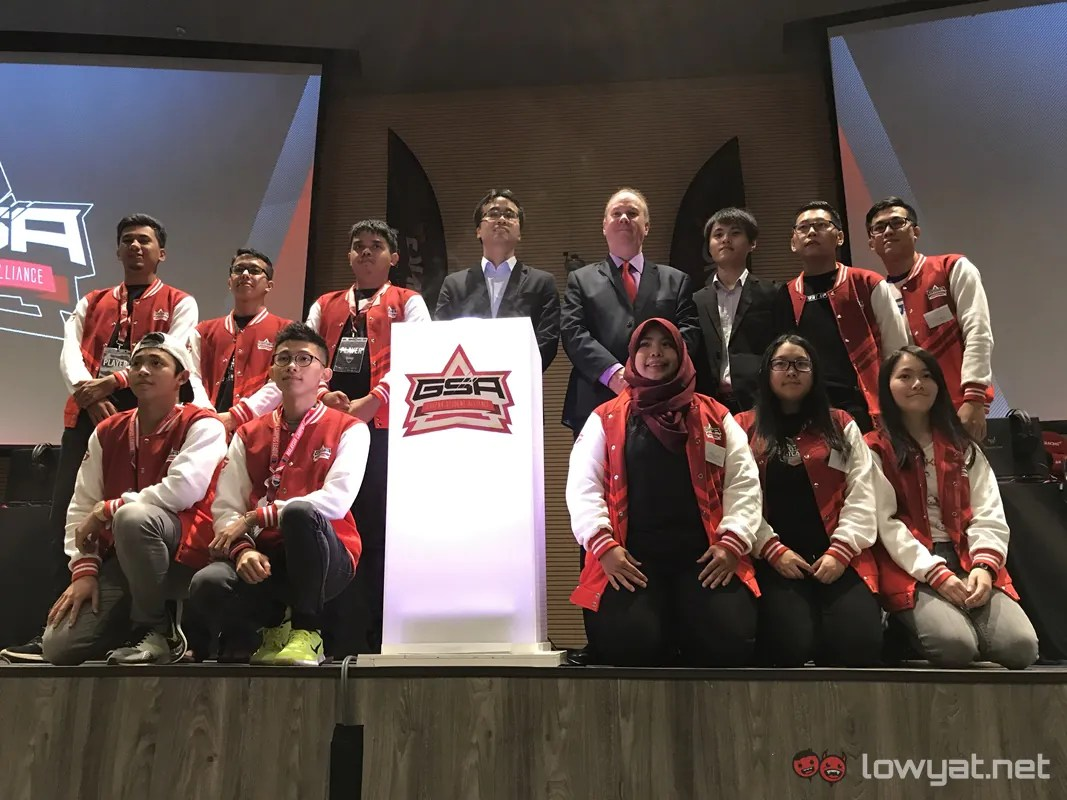 Garena Malaysia Officiates The Garena Student Alliance At